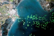 As Smog Lifts, China's Ports Grapple with Huge Backlog of Ships