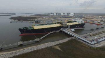 U.S. LNG Exports Shift to Europe from Asia