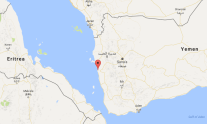 Saudi Warship Attacked in Red Sea Off Yemen