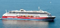 LNG-Fueled 'Viking Grace' to Get Rotor Sails