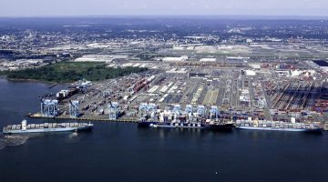 APM Terminals: $200 Million Investment to Bring 'Megaships' to Port of New York and New Jersey