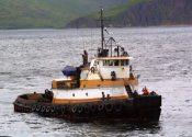 Tug 'Samson Mariner' Sustains Minor Hull Breach After Grounding in Alaska's Inside Passage