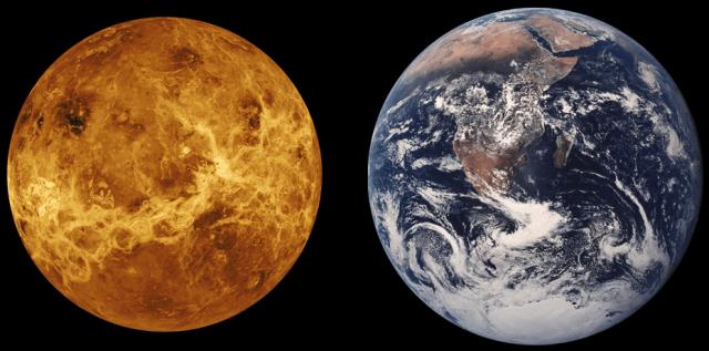 Resultado de imagen de planeta venus