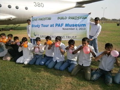 Educational Trip to PAF Museum