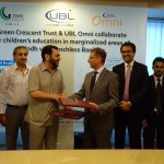 UBL & GCT Collaborate for Education