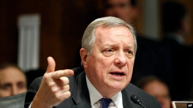Senator Riçard Durbin