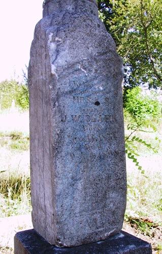 Wash a stone, restore some history (5/6)