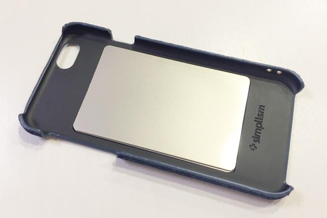 iphoneケースICカード-11