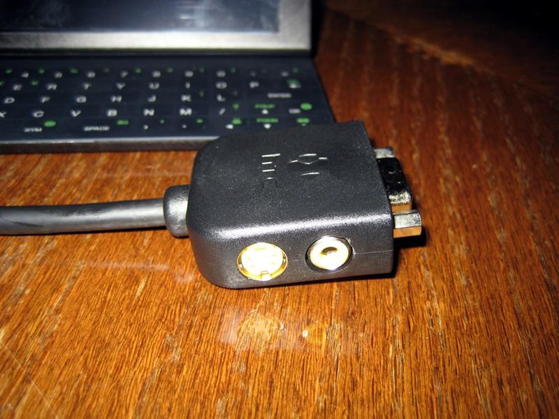 Advantage X7510 - HTCExtUSB Dongle