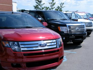 Gear Diary A Day with Fords 2009 Vehicle Lineup photo