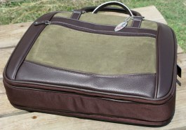Gear Diary The Mobile Edge Element Briefcase Review photo