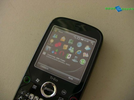 Gear Diary Palm Treo Pro Review photo