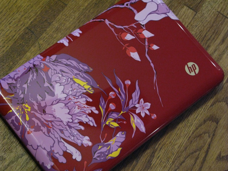 The HP Mini 1140NR Vivienne Tam Edition Is Here!