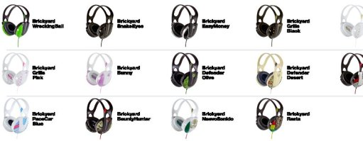 Gear Diary Review: Brickyard by 2XL Headphones photo