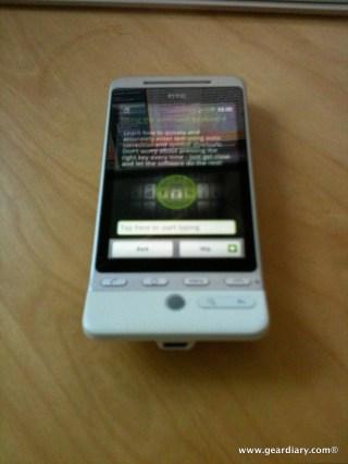 Sprint HTC Hero -1