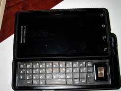 Gear Diary Verizon Shell/Holster for Motorola Droid Review photo
