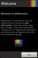 Gear Diary SlideScreen Android Home Screen Replacement Review photo