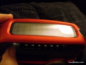 Gear Diary Review: Etón FR360  Emergency Preparedness Digital Radio photo