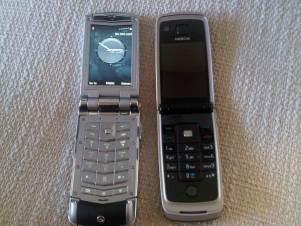 Vertu Ayxta Compare to Nokia 6600 Flip 2