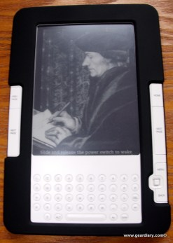 Gear Diary Review: Speck Products Kindle 2 Cases photo