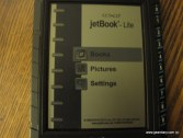 Gear Diary Jetbook Lite Ebook Reader Review photo
