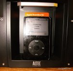 Gear Diary Review: Altec Lansing MIX iMT800 Dock for iPhone and iPod photo