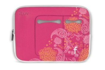 Amazon.com_ iLuv 9.7 Inch Neoprene Sleeve for iPad - Floral
