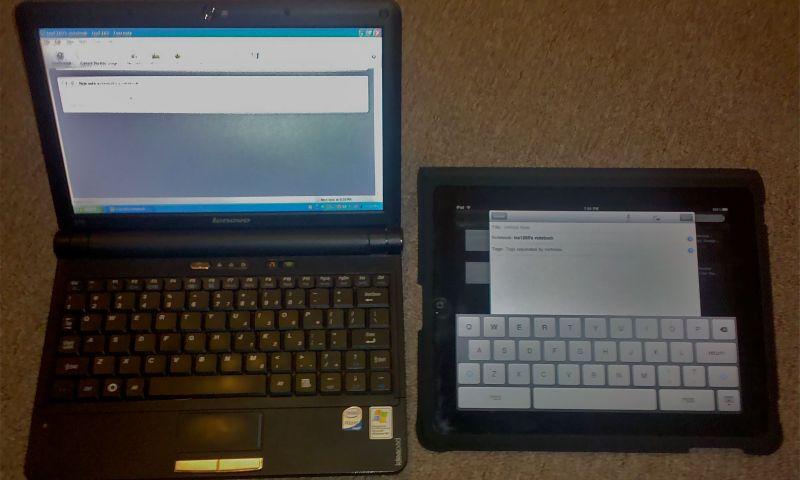 iPad Netbook1