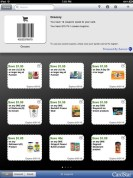 Gear Diary Get Custom Coupons on Your iPad from CardStar photo