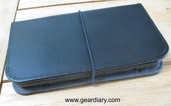 Dell Leather Streak Case loop 2