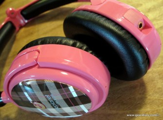 Gear Diary The Able Planet EXTREME Foldable Active Noise Canceling Headphones with LINX AUDIO Review photo