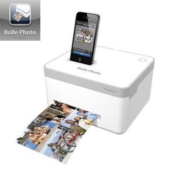 Gear Diary Bolle Releases BP 10: Worlds First iPhone Photo Printer photo
