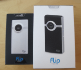 Gear Diary Gear vs Gear  Flip Camcorder vs... Flip Camcorder  photo
