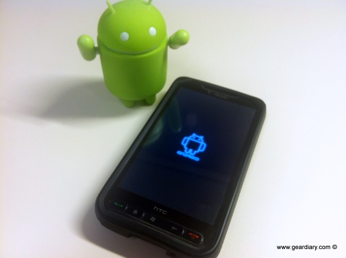 HD2 Android