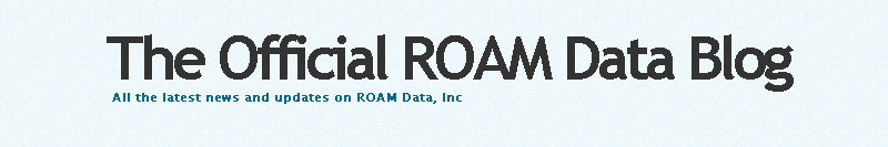 roam data
