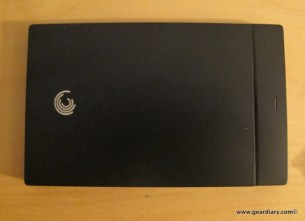 Gear Diary Review: Seagate GoFlex Slim Performance Drive photo