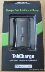 Gear Diary Review: Tekkeon TekCharge MP1860A Dual Port Power Pack photo