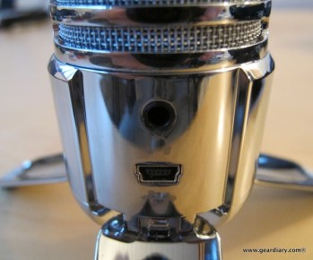 Gear Diary Review: Samson Meteor Mic photo