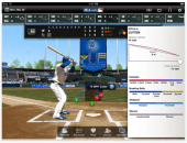 MLB At Bat Screen shot