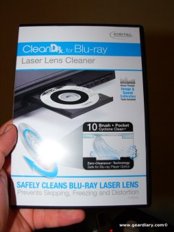 Gear Diary The CleanDr LCD/Plasma Screen Cleaning Kit and More Review photo