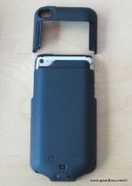 Gear Diary iPod touch Accessory Review: mophie juice pack air for iPod touch 4th Generation photo