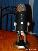 Gear Diary Blue Microphone Yeti Pro Review photo