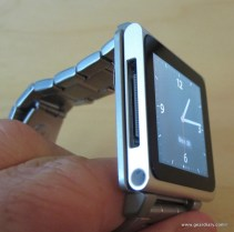 Gear Diary HEX Vision Metal Watch Band for iPod nano Gen 6 Review photo