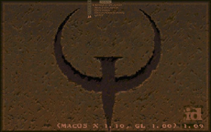 Quake 15 Years Title