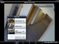Gear Diary \ Logitech Alert Review   Makes Your iPad a Home Security Solution photo