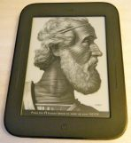 Gear Diary First Impressions: nook Simple Touch Reader photo