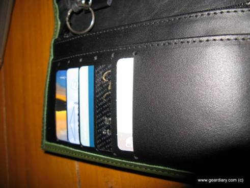 Gear Diary Review: Oberon Designs Womens Wallet photo