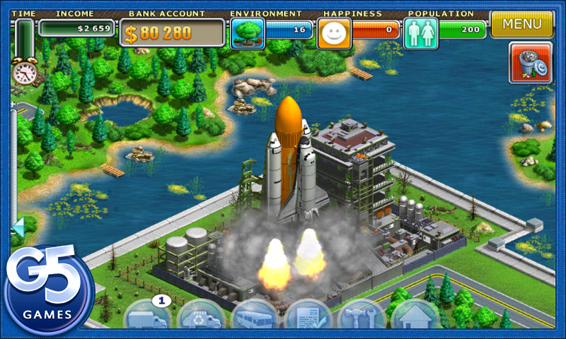 Virtual City 1