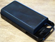 Gear Diary iPhone 4 Gear Review: The Etón Mobius Rechargeable Battery Case with Solar Panel photo