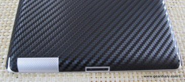 Gear Diary Review: BodyGuardz Armor Carbon Fiber for iPad 2 and iPhone 4S photo
